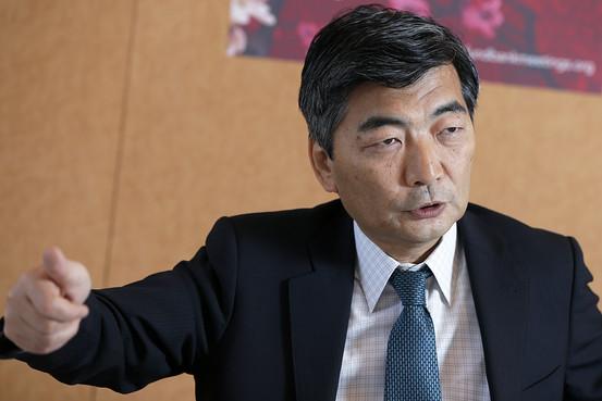 篠原副専務理事